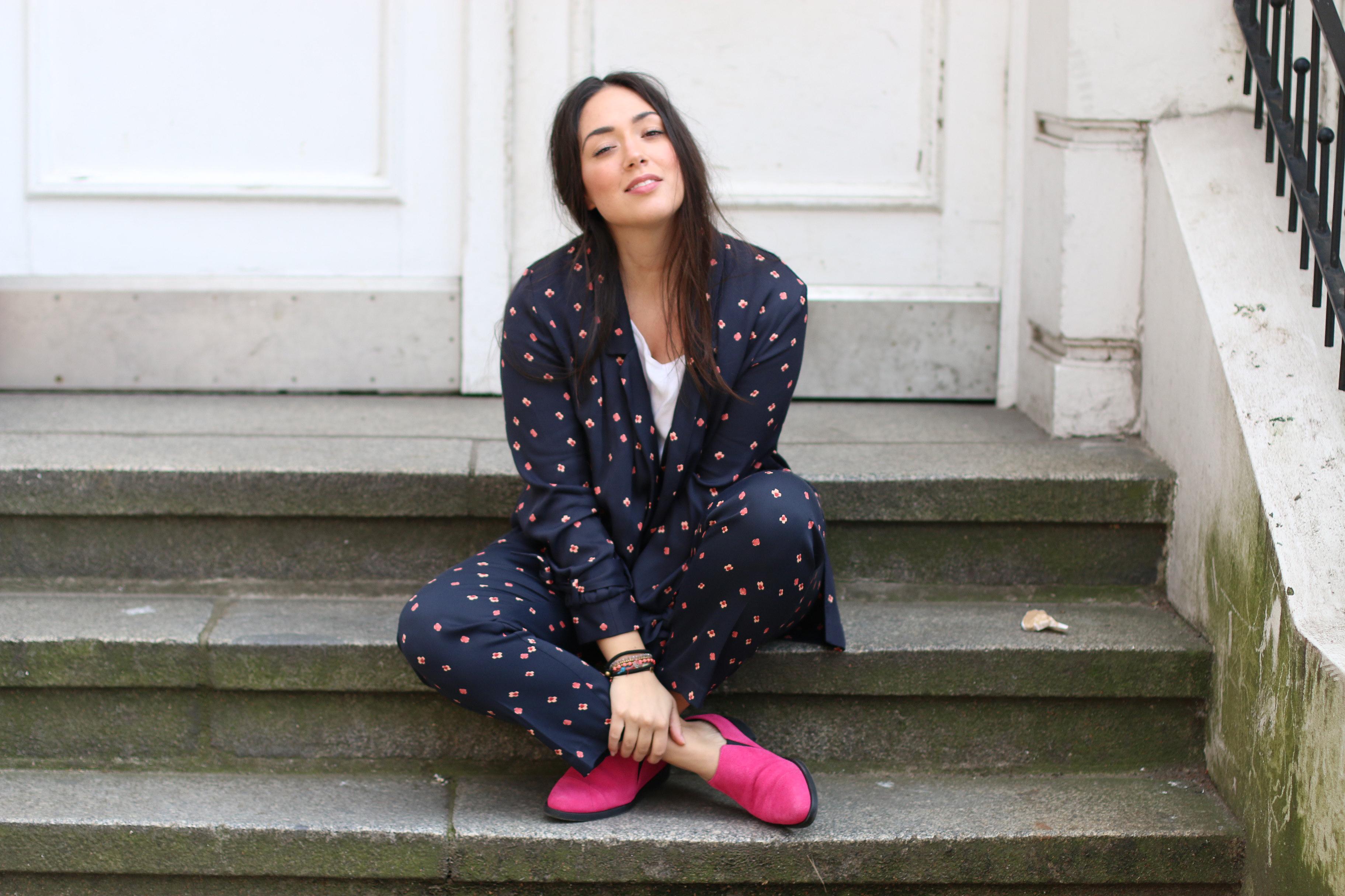 Pyjamas all day.