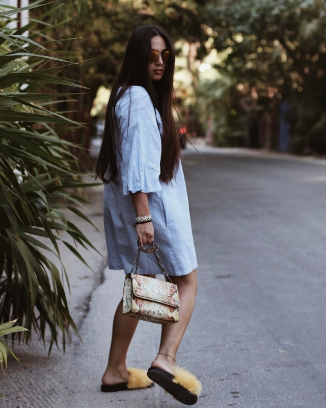 Tulum Mxico this look is up on the blog hellip